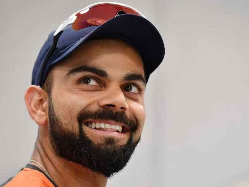 Virat Kohli says momentum is with India as tourists name unchanged side