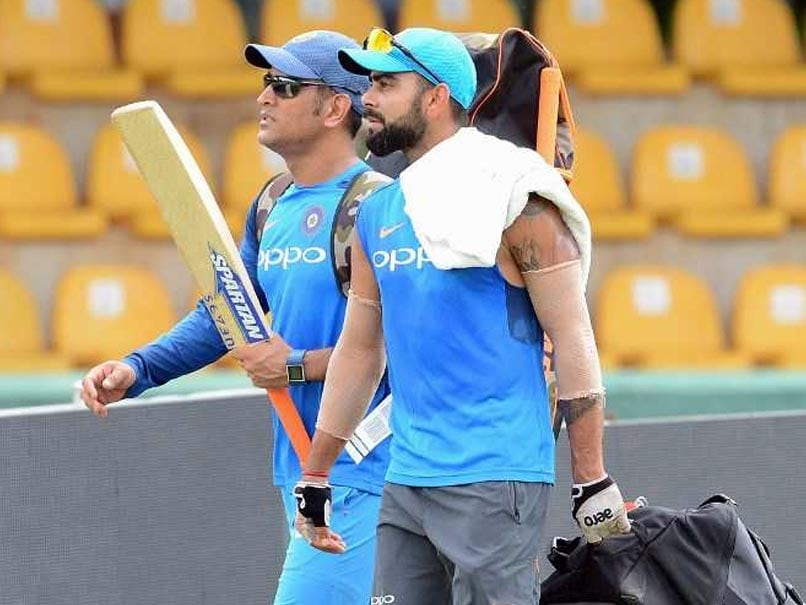 Virat matches pace with MS in fitness test, Rayudu fails