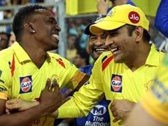 IPL 2018 Final: जब एमएस धोनी ने ड्वेन ब्रावो को दिया तीन रन दौड़ने का चैलेंज, देखिए आखिरकार कौन जीता..