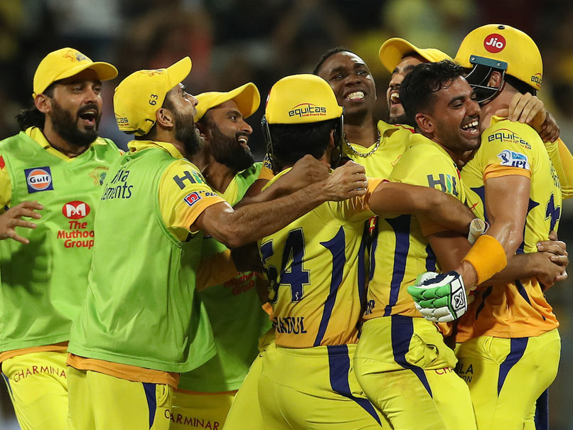 IPL 2018, Qualifier 1: MS Dhoni Credits Chennai's Lower Order After Nervy Win Over SunRisers Hyderabad