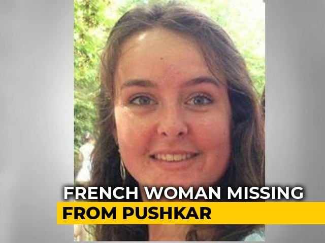 Video : 20-Year-Old French Woman Missing From Rajasthan For Nearly 2 Weeks