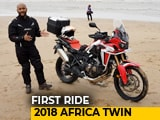 Video : 2018 Honda Africa Twin First Ride