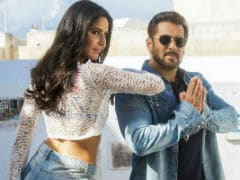 <I>Bharat</I>:  Katrina Kaif  Said Yes To Salman Khan's Film Because...