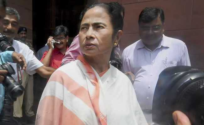 Won't Allow Anyone To Act Against The People's Interests: Mamata Banerjee