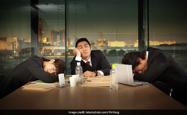 Beware. This Tech Can Detect Snoozers At Work, Blast Them With Cold Air