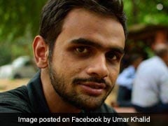 """I Know Who Made My Life Vulnerable,"" Tweets Umar Khalid Day After Attack"