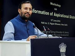 "Don't Intend To Restrict ""Freedom Of Speech"" In Universities: Prakash Javadekar"