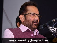 India First Country To Make Entire Haj 2020 Process Digital: Mukhtar Abbas Naqvi