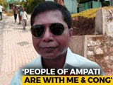 Video: On Meghalaya Bypoll Day, Mukul Sangma's 'Ad Hoc' Jibe At Chief Minister