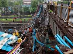 Bridge That Collapsed Was Under Railways Jurisdiction: Mumbai Civic Body