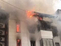 1 Dead As Fire Breaks Out At 3-Storey Building In South Mumbai
