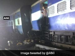 3 Coaches Of Mumbai-Howrah Mail Derail In Maharashtra