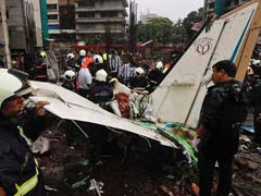 Heard Loud Explosion, Saw A Burning Body, Says Mumbai Plane Crash Witness