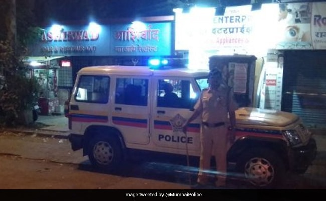Civil Body Worker Ends Life By Jumping Off Office Building In Mumbai