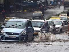 Four Dead In 24 Hours As Heavy Rain Pounds Mumbai; Traffic, Trains Hit