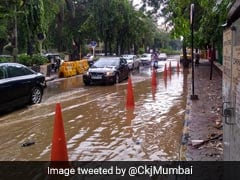 Rain Hits Mumbai Flights; Navy Men In Parts Of City To Help, If Needed