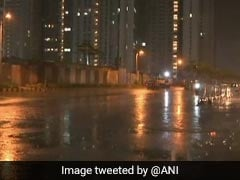 Mumbai Rain Highlights: Heavy Rain Lashes Mumbai, 3 Killed Of Electrocution