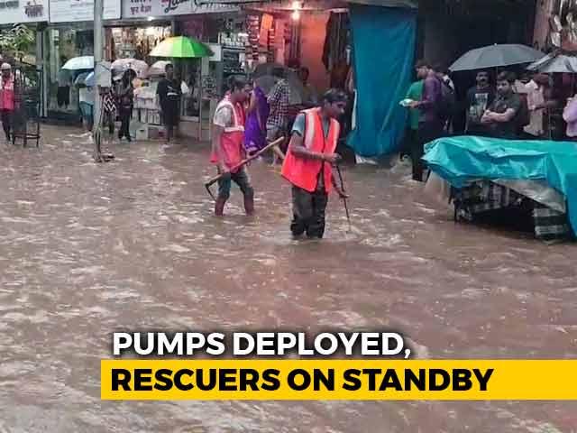 Video : More Rain Forecast In Mumbai As Monsoon Wades Into Maharashtra