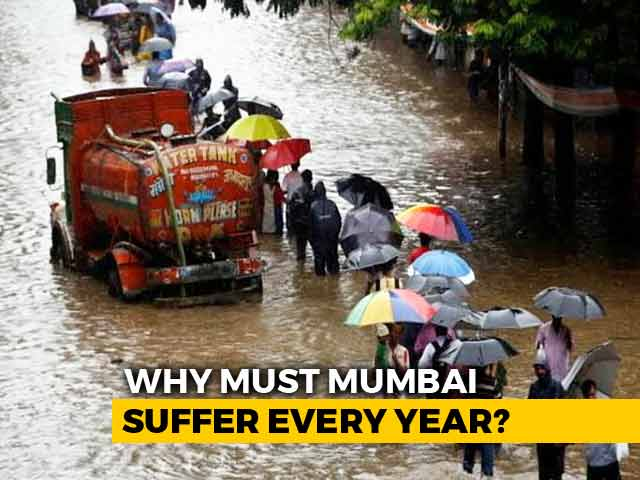 Video : Mumbai Rain Deluge: Why Does Its Infrastructure Crumble Every Year?