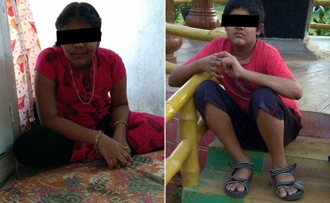 हैदराबाद : मानसिक रूप से कमज़ोर दो बच्चियों की कथित तौर पर मामा ने की हत्या