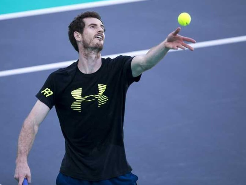 Andy Murray Says Return To The Top Maybe Slow Progress