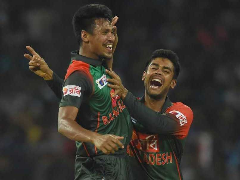 Mustafizur Rahman Fails To Recover From Foot Injury, Ruled Out Of West Indies Tour