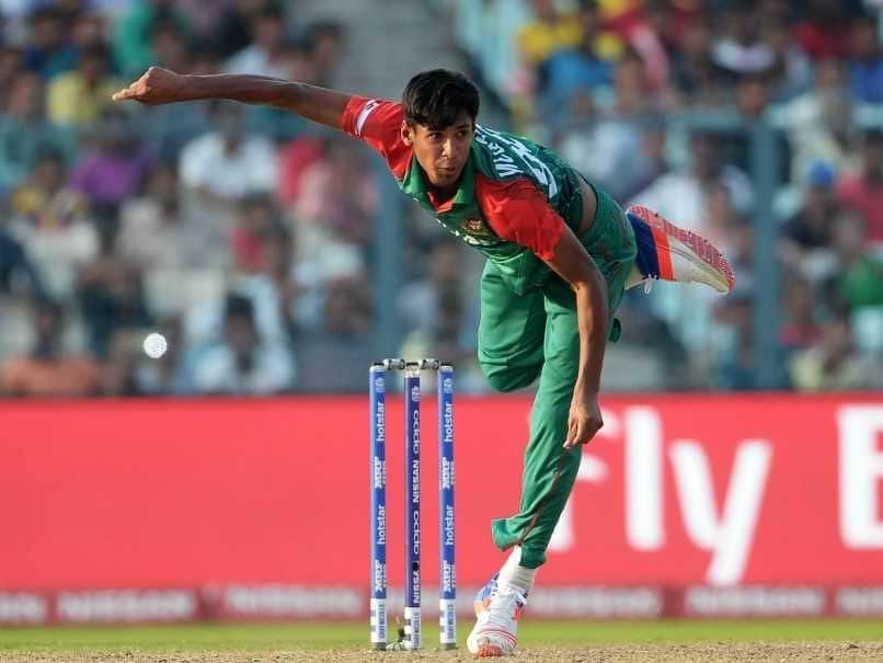 Mustafizur Rahman Ruled Out Of Bangladesh vs Afghanistan T20I Series