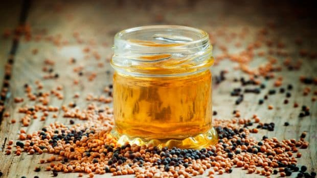 benefits of mustard oil in hindi