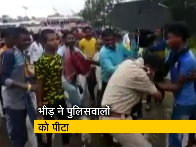 Videos : पीएम की रैली में नहीं पहुंचने से बीजेपी कार्यकर्ता नाराज, पुलिसवालों पर उतारा गुस्सा