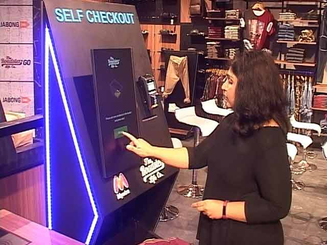 Video : Self Checkout In Just 30 Seconds