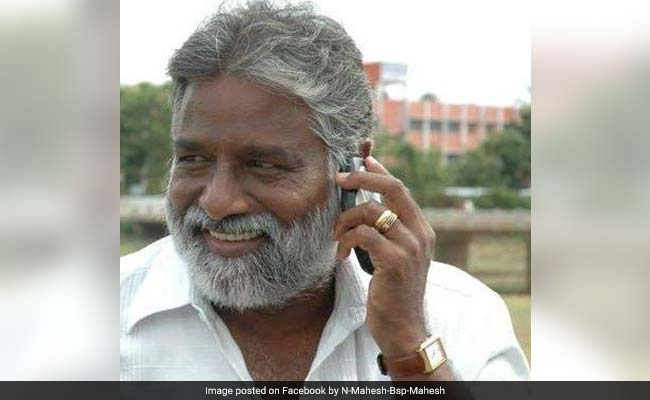 After Mayawati's Attack On Congress, Partyman Quits Karnataka Cabinet