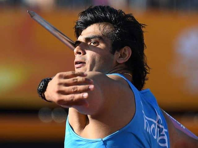 Javelin Thrower Neeraj Chopra Strikes Gold At Sotteville Athletics Meet