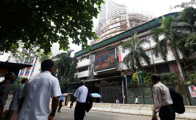 Sensex Trades Flat, Nifty Below 11,300