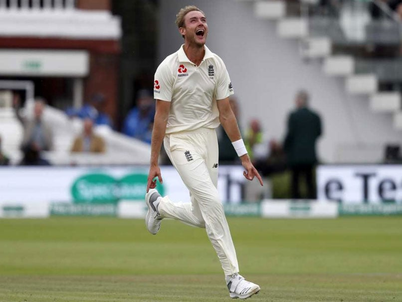 Stuart Broad Breaks Into Top 10 Test Wicket-Takers