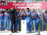 Video : India Begin England Tour With A Fine Win In T20I Series