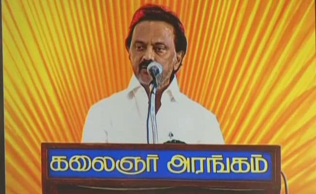 DMK Chief MK Stalin Discharged From Hospital After A Minor Surgery