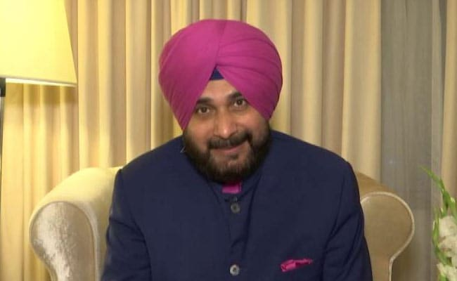 'Strong Reply When Needed': Navjot Sidhu On Row Over Pak Army Chief Hug