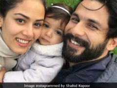 Shahid Kapoor And Mira Rajput's Family Now Complete, Say His Parents Neelima Azim And Pankaj Kapur