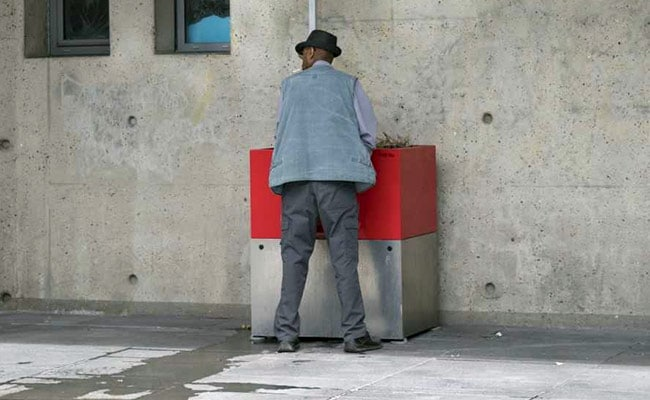 Paris Residents Seethe At Eco-Friendly But Very Public Urinals
