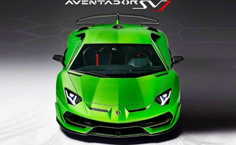 The recall affects Laborghini Aventador SVJ models manufactured between Dec 3, 2019 and Jan 22, 2020
