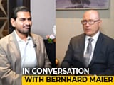 Video : In Conversation With Bernhard Maier, CEO, Skoda Auto
