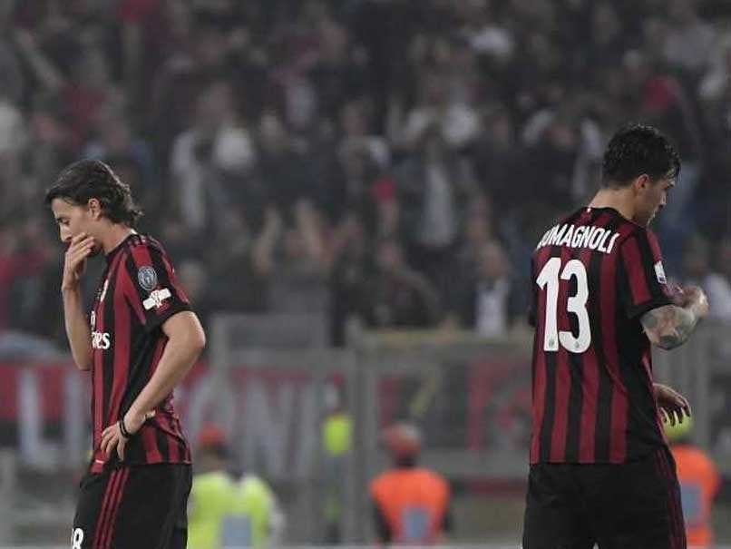 AC Milan's Europa League Ban Appeal Set For Thursday