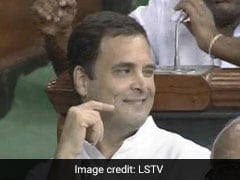 After Hug, The Wink. Why Twitter Loved Rahul Gandhi
