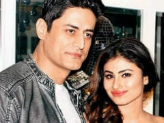 Mouni Roy And Mohit Raina Are 'Not Even Friends,' ICYDK
