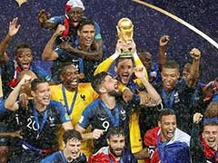 France Top New-Style FIFA Rankings, Germany Slump To 15th