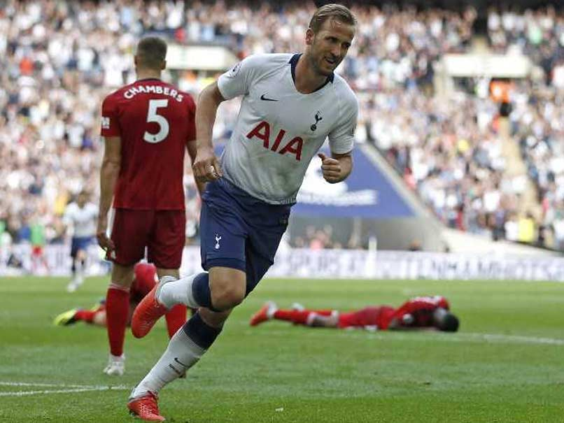 Kane Ensures No Wembley Woe For Spurs, Bournemouth Go Joint Top