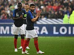 FIFA World Cup: Olivier Giroud, Nabil Fekir Score As France Beat Ireland 2-0 In Warm-Up Game