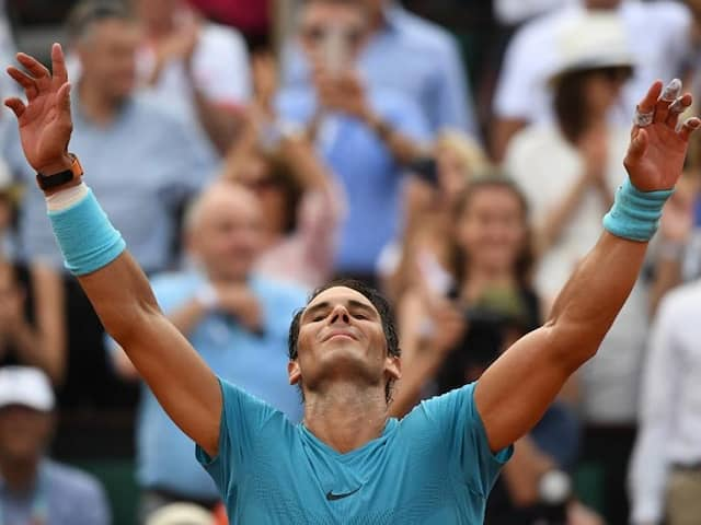 French Open 2018 Final Highlights Rafael Nadal vs Dominic Thiem: Nadal Thrashes Thiem To Claim Record 11th French Open Title