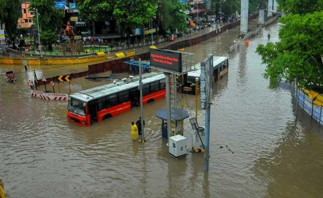 Heavy Rains Paralyse Nagpur, Schools To Remain Shut Tomorrow