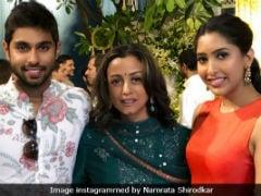 Namrata Shirodkar Takes Us Inside Shriya Bhupal-Anindith Reddy's Pre-Wedding Celebrations